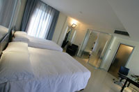 Hotel La Griffe in Rome - Room